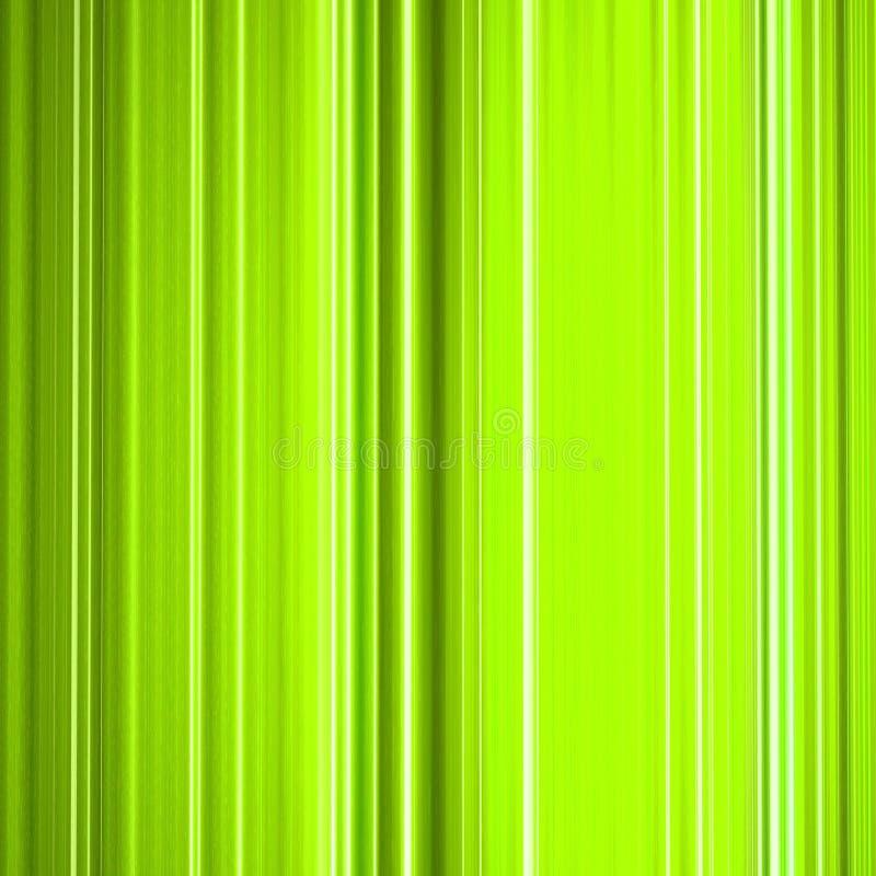 Lignes verticales de vert de limette illustration stock