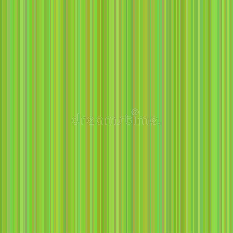 Lignes verticales vertes abstraites fond illustration de vecteur