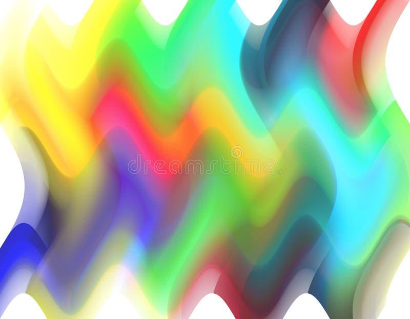 Ligths pastelowych kolorów tło, grafika, abstrakcjonistyczny tło i tekstura, ilustracji