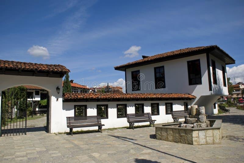 Ligue de Chambre de Prizren, Prizren, Kosovo images libres de droits