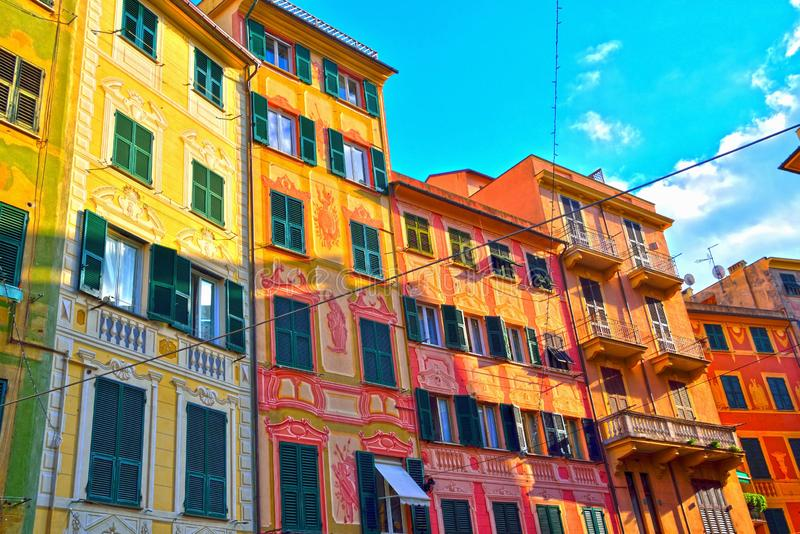 Ligure Лигурия Италия margherita Санта стоковые изображения