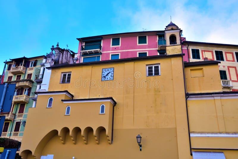 Ligure Лигурия Италия margherita Санта стоковая фотография