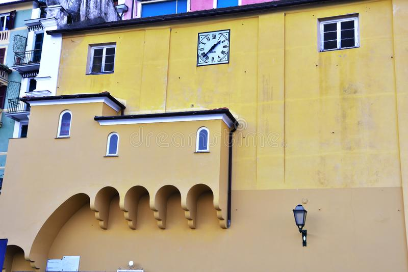 Ligure Лигурия Италия margherita Санта стоковое изображение
