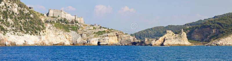 Liguria Coast Stock Photography