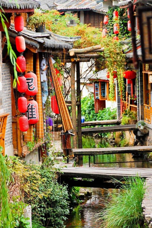 Lijiang stock foto
