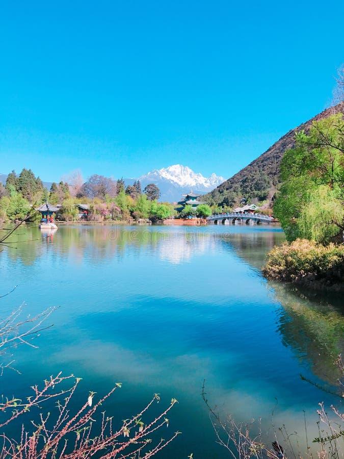 Lijiang obrazy royalty free