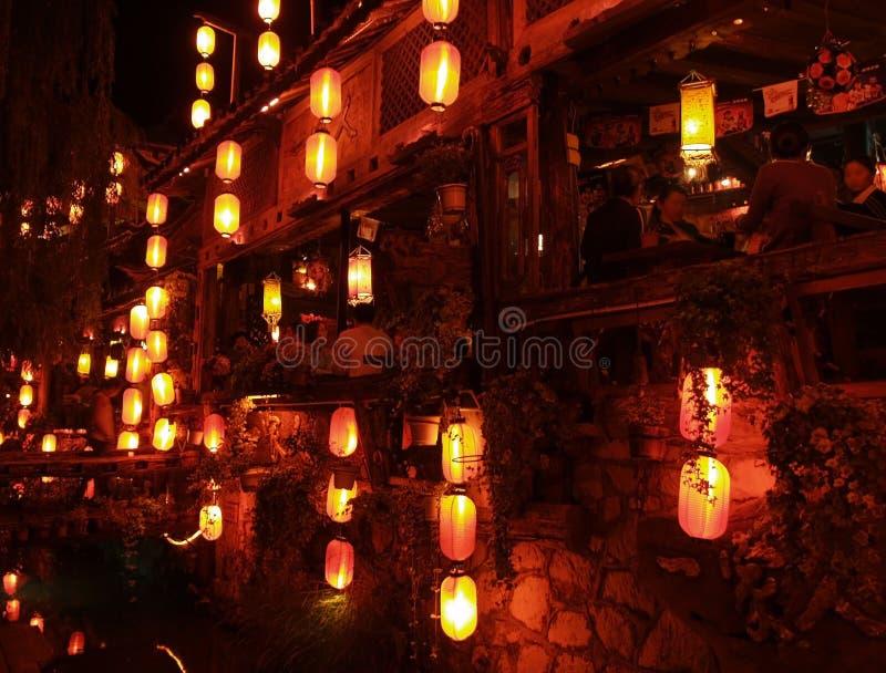 Lijiang China - a top tourist town #5 stock images