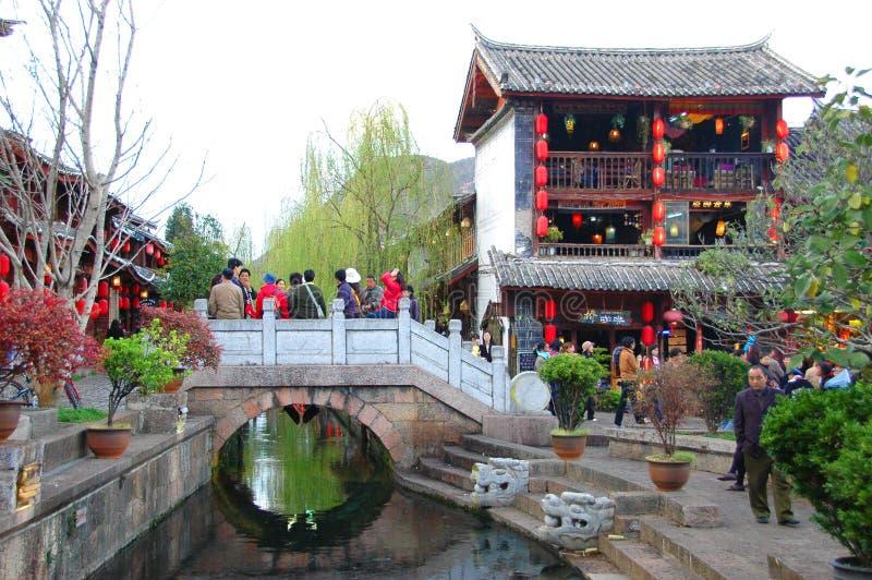 LIJIANG KINA royaltyfri foto