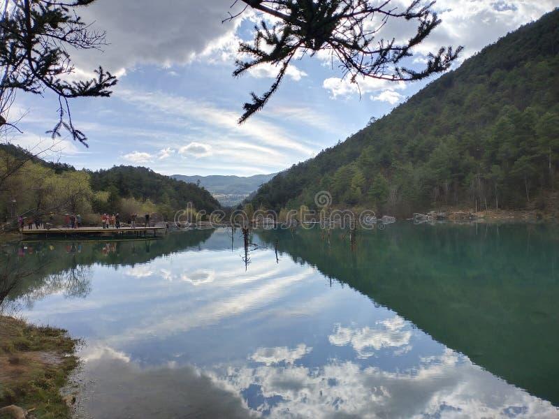 Lijiang, yunnan; στοκ φωτογραφίες με δικαίωμα ελεύθερης χρήσης