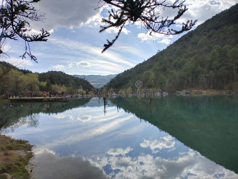 Lijiang, Yunnan ? photos libres de droits