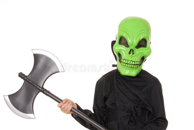 Lijkenetende geest Vier van Halloween stock foto's