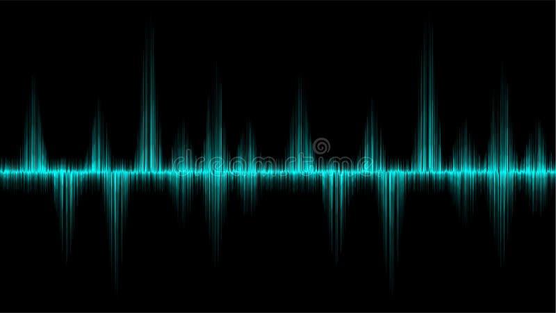 lijn soundwave abstracte achtergrond stock fotografie