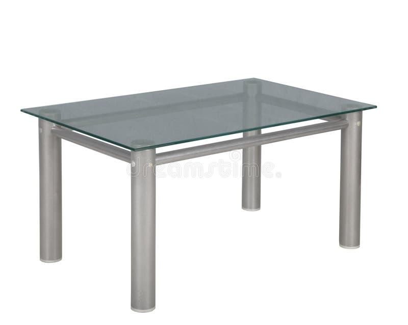 Lijst, glas, tafelblad, meubilair, comfort stock fotografie