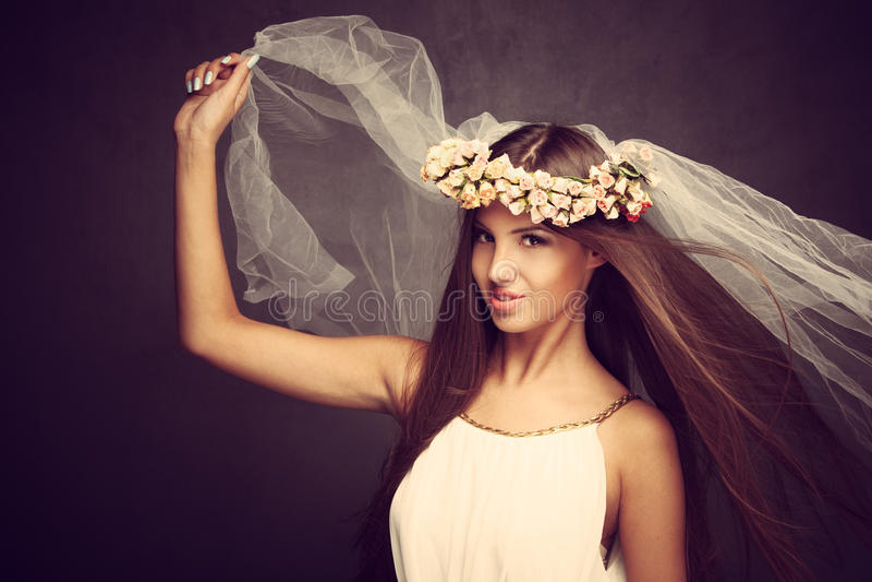 Like A Bride Stock Photos