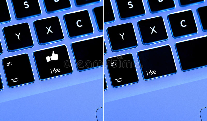 Download Like button stock image. Image of future, computer, internet - 22333973