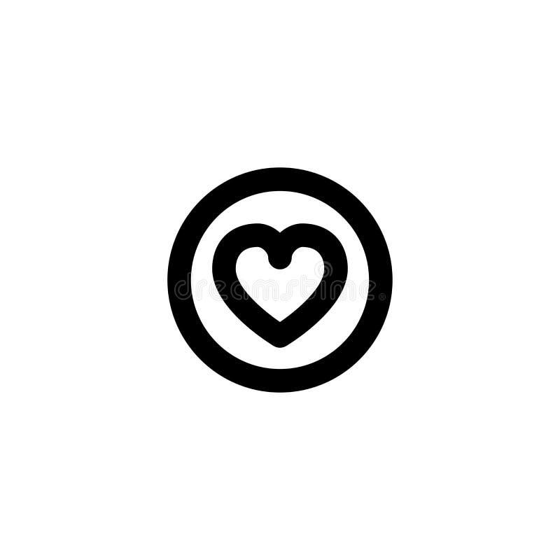 Like icon. Social media sign stock image