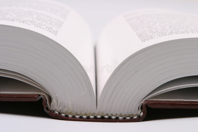 Download Like an Open Book stock image. Image of literature, isolated - 69183