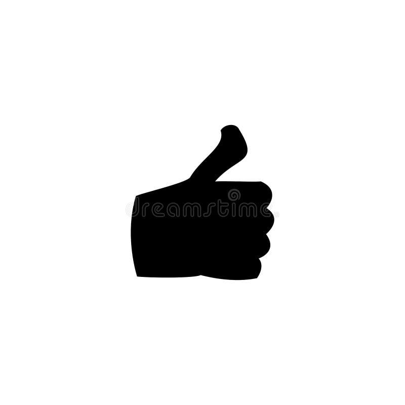 LIke icon. Social  media button. Like, review, hand, positive, icon, sign, symbol, feedback, customer, line, good, up, ok, vector, social, set, web, internet stock illustration