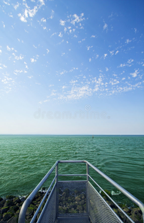 Like the titanic! stock images