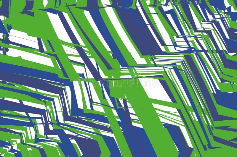 Liknar en invecklad strukturGrungemodell Abstrakt design geometrisk färgad bakgrund också vektor för coreldrawillustration stock illustrationer