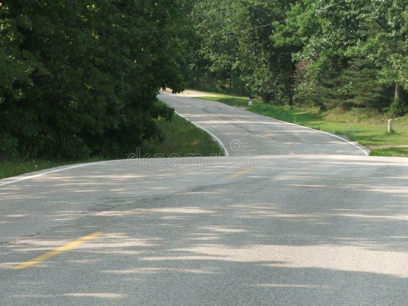 likwidacja drogowy obrazy royalty free