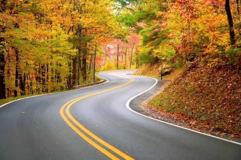likwidacja drogowy obrazy stock