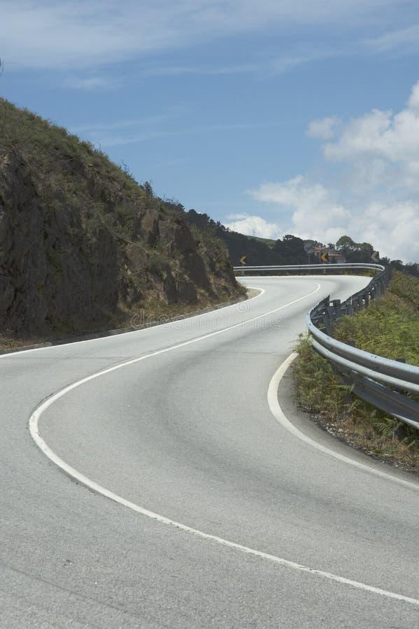 likwidacja drogowy obraz stock