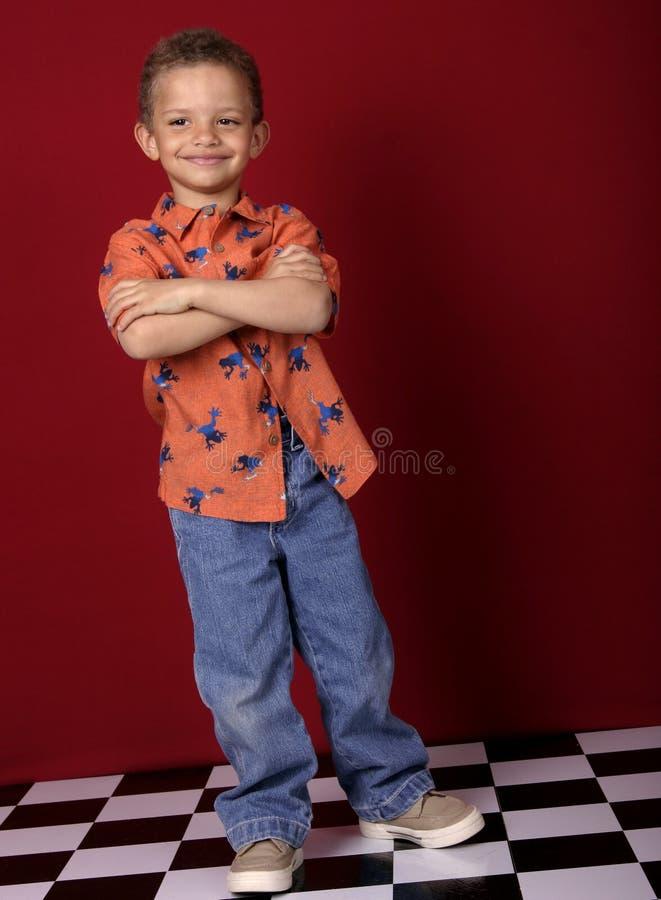 Lil Joe fresco imagen de archivo