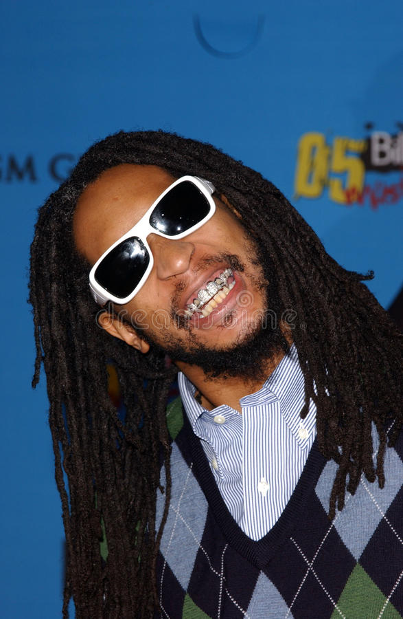 Lil Jon immagine stock libera da diritti