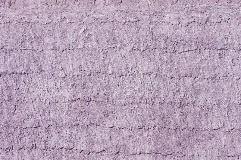 Lila Zement oder Betonmauerbeschaffenheit und -hintergrund nahtlos stockbild
