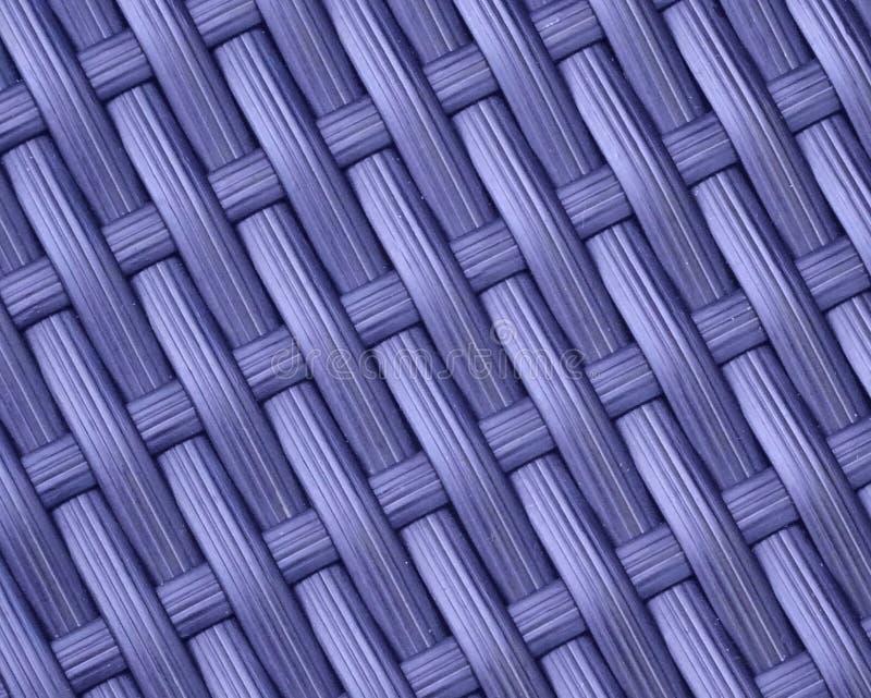Lilac Basket Weave Pattern Background stock image