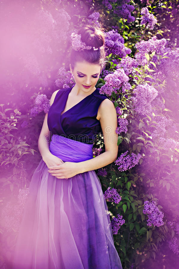 Free Lilac Beauty Stock Photos - 51841643