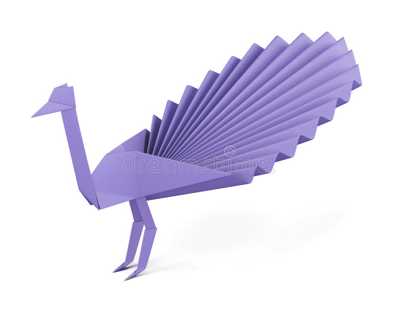 Easy Origami Bird - Origami Tutorial - How to make an easy origami ... | 640x800