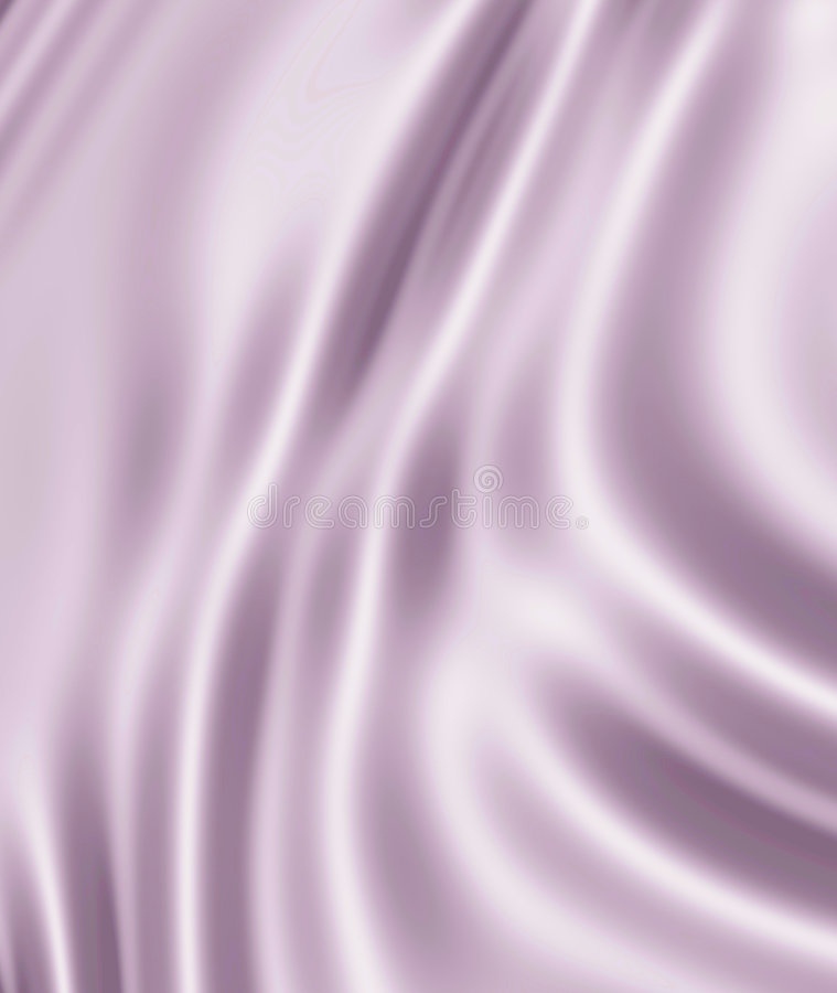 Lilac silk royalty free illustration