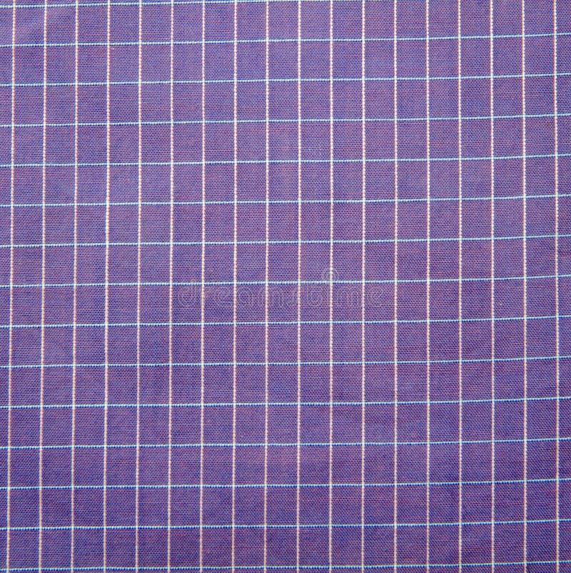 Lilac stoffentextuur royalty-vrije stock afbeelding