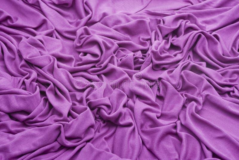 Lilac viscose royalty free stock photos