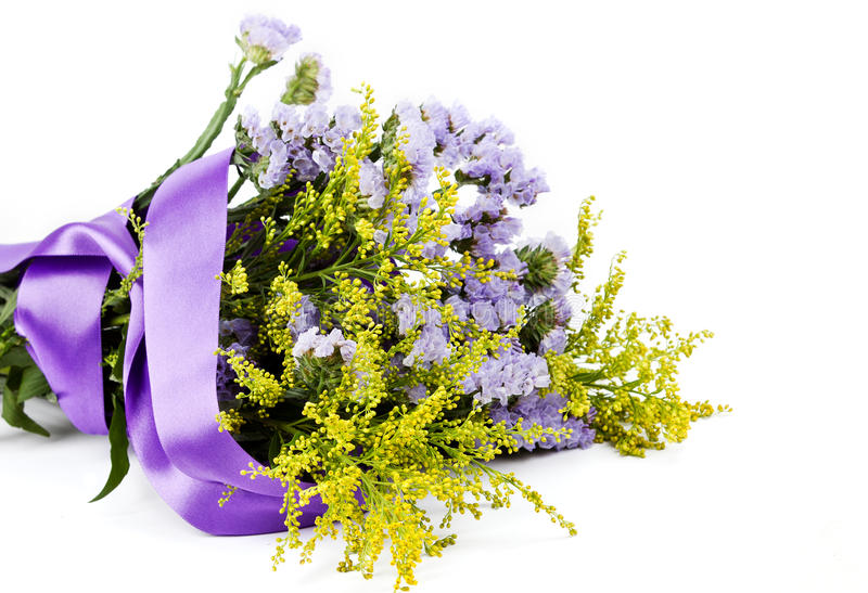 Download Lilac and yellow flowers stock photo. Image of harmony - 24646984