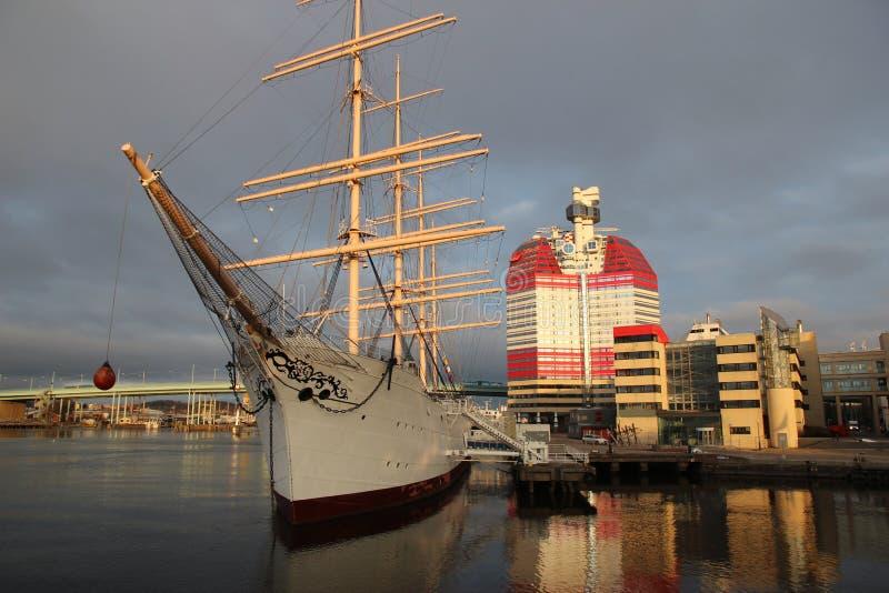 Lilla Bommen, Göteborg zdjęcie stock