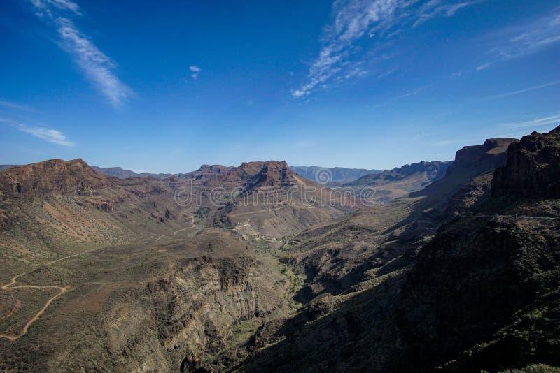 Lilla Grand Canyon arkivfoton