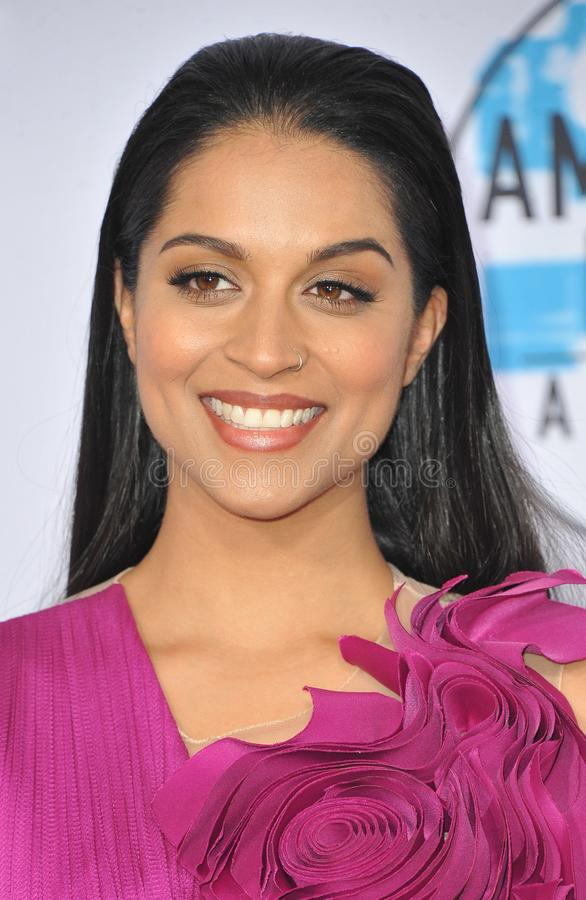 Lilly Singh stock foto