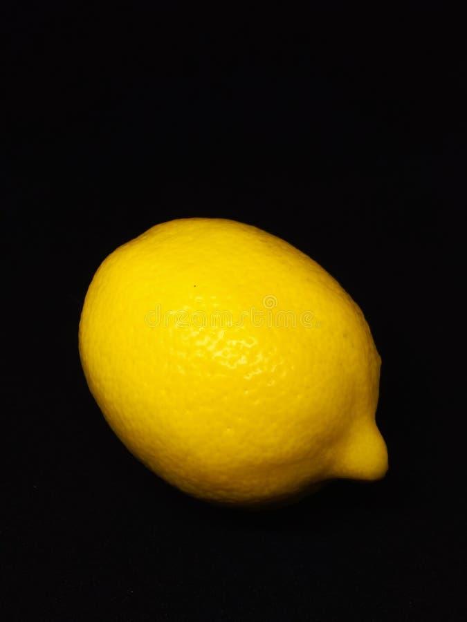Limão amarelo foto de stock royalty free