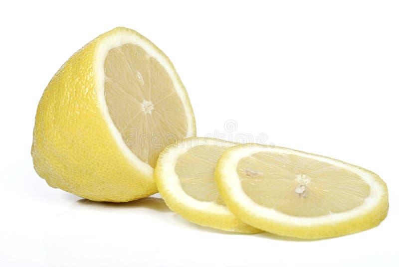 Limão (com fatias) fotos de stock