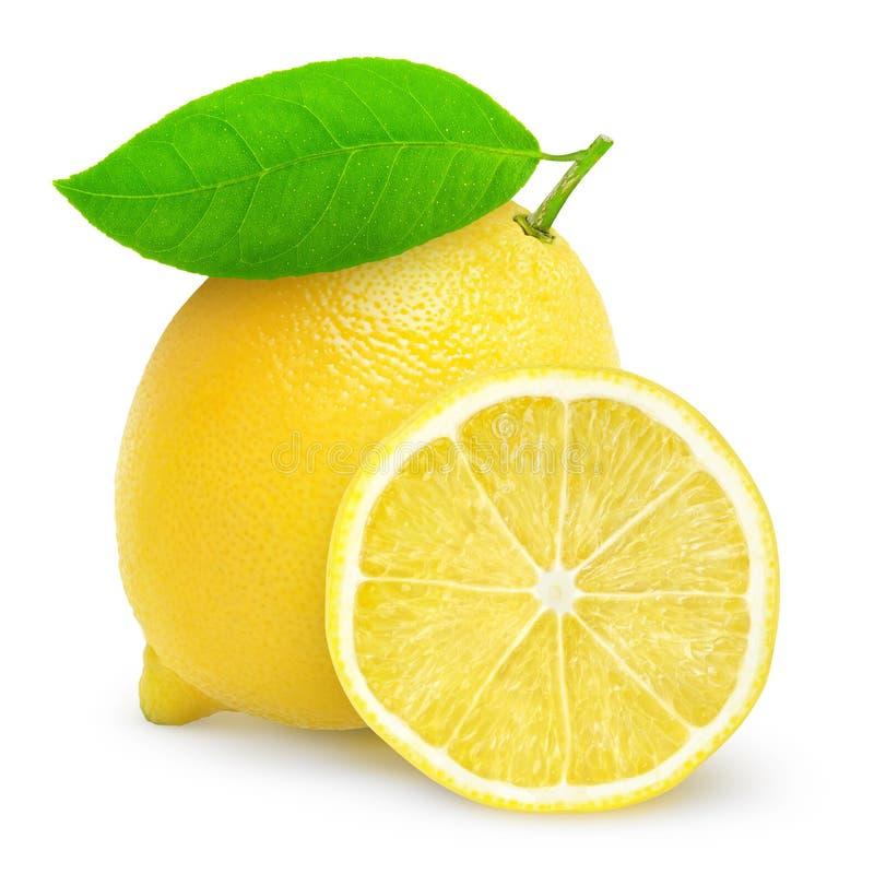 Limão fresco foto de stock
