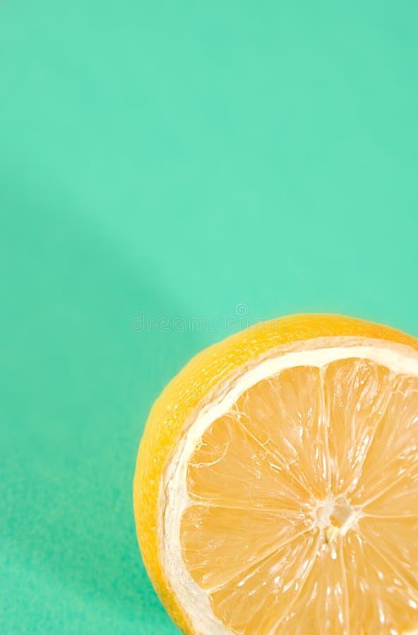 Limão No Verde Imagens de Stock