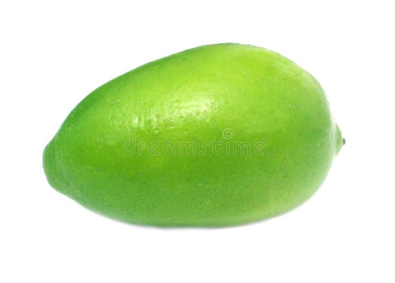 Limão verde imagem de stock
