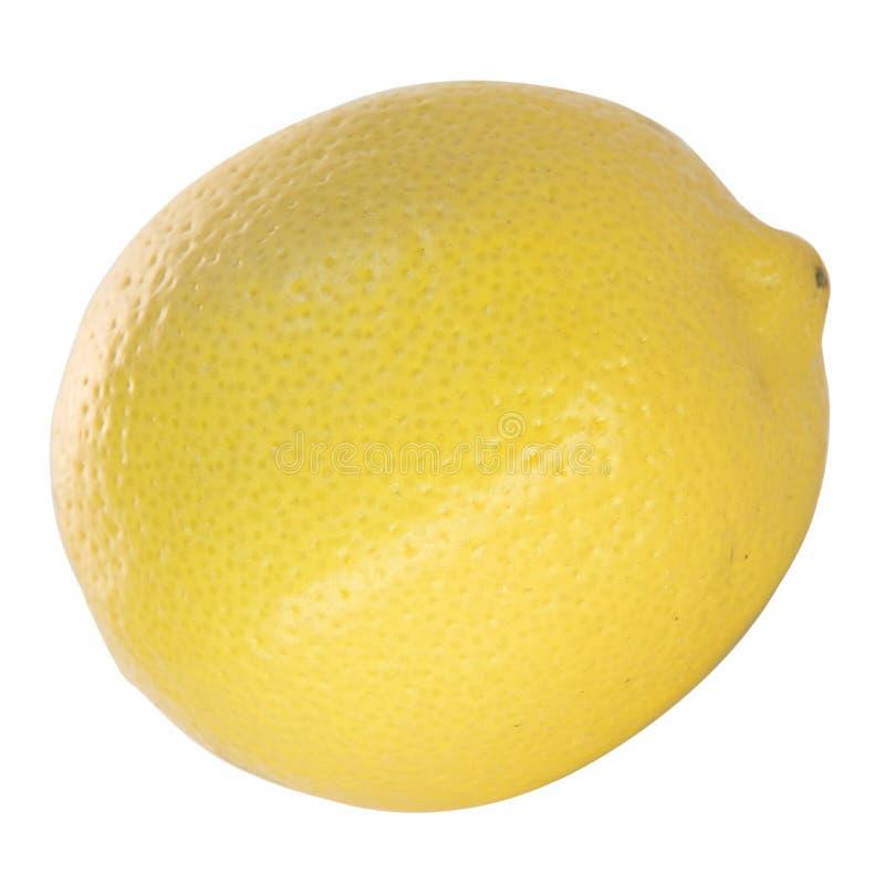 Limón aislado fotos de archivo