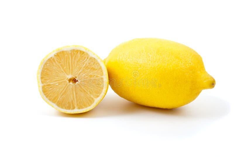 Limón. Conjunto y medio fotografía de archivo