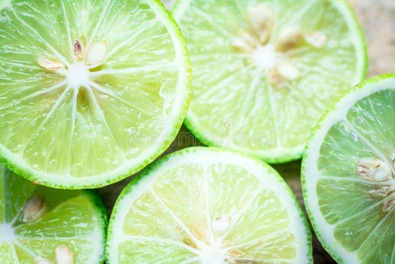 limón fresco del fondo fotografía de archivo