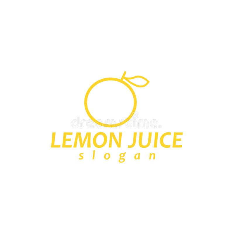 Limón Juice Logo libre illustration