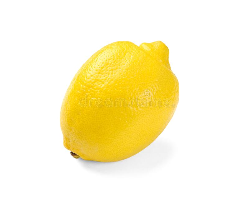 Limón maduro entero fotos de archivo